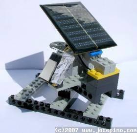 Układ śledzący słońce solar tracking system
