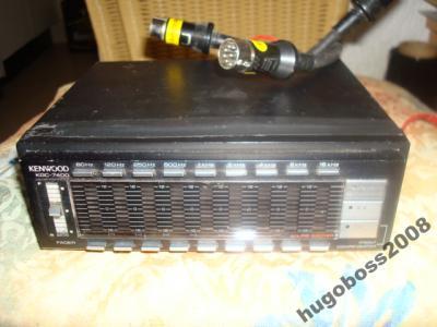 Kenwood KGC-7400 - Instrukcja obsługi