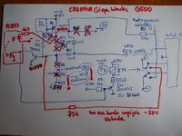 Creative GigaWorks G500 zanika napięcie