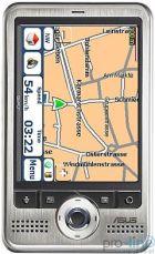 Internet przez Wi-fi w palmtopie ASUS A686
