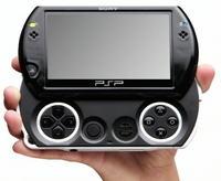 PSP Go- są zdjęcia nowej wersji PSP