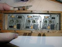 Zegar z wyświetlaczem numitronowym