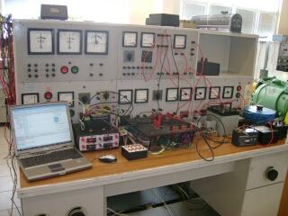 sterownik PLC jako regulator prądnicy