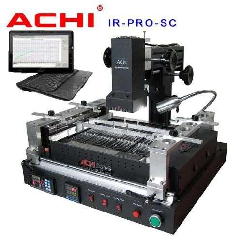 [Sprzedam] Maszyna do lutowania BGA achi - ACHI IR-PRO-SC stacja lutownicza