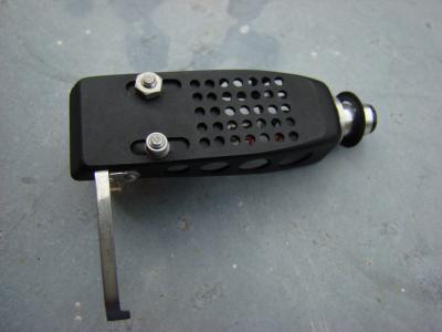 Gramofon Unitra Fonica GS-464 - igła, regulacja anty-skating