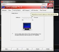 obraz nie na cały ekran, rozciąganie obr lg fullHD w2353v-pf