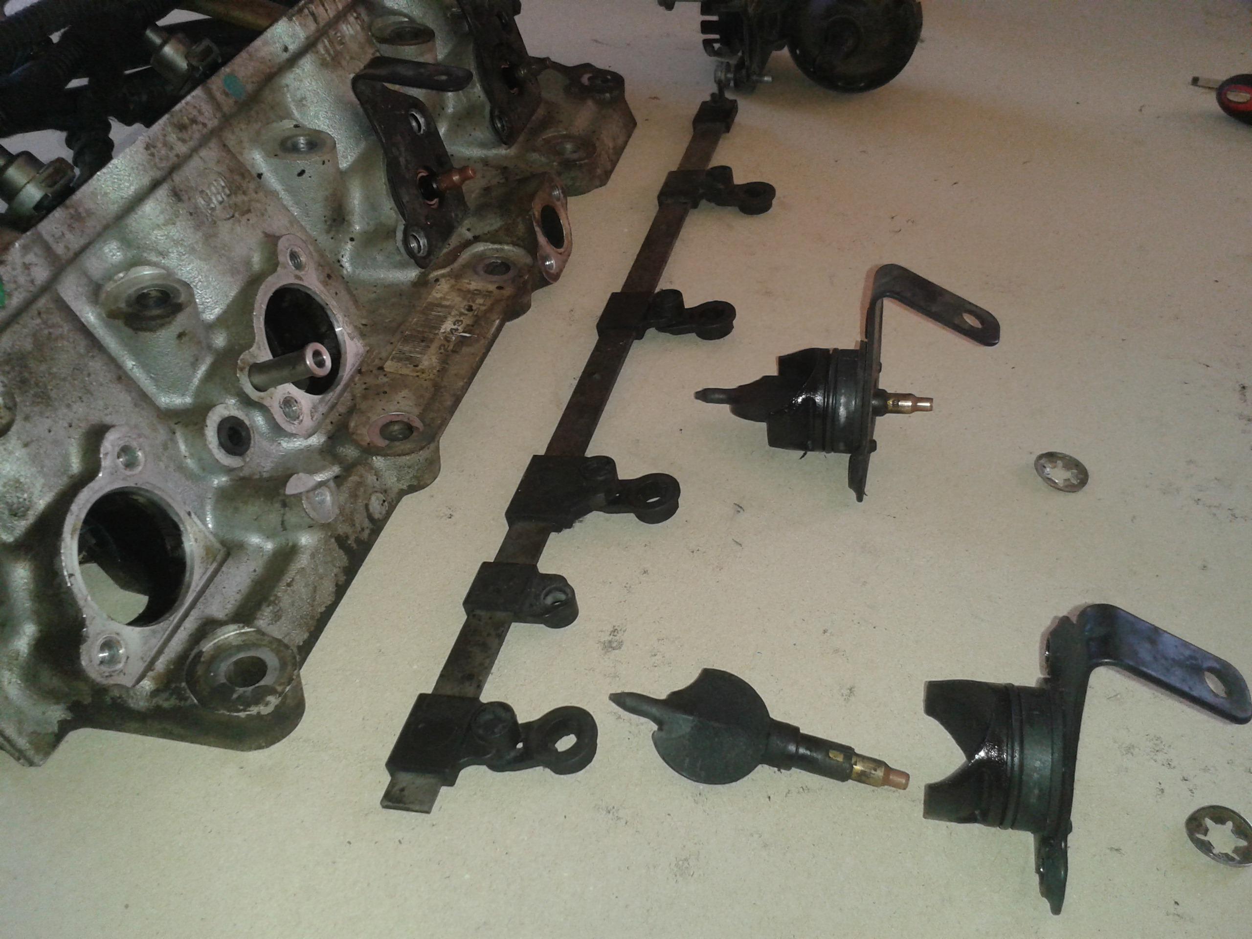 Opel Astra Z16XEP - problem z twinportem