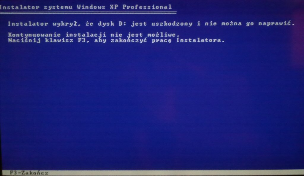 Jak zainstalowa� Windows XP na pendrivie?