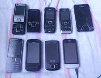 [Sprzedam]Uszkodzone telefony