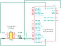 [Atmega8A][USBASP V2.0] - Brak wyłączenia diody