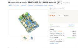 Głośnik DIY - plan i wykonanie głośnika bluetooth