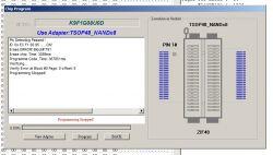 LG 42LN5400 - Dioda statusu mrugnie dwa razy