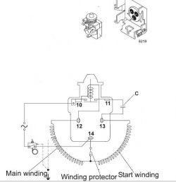 Agregat lodówkowy SLV15CNK.2 jako sprężarka domowa - jak podłączyć przewody -