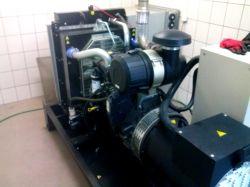 Agregat prądotwórczy nie odpala-Er 06