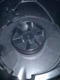 Mikser Zelmer 32Z012 - Demontaż sprzęgła silnikowego.