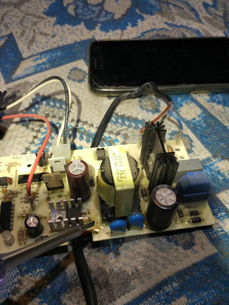 ladowarka Festool LC45 nie działa elektroda.pl