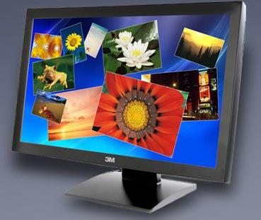 Dotykowe monitory 3M M2767PW, M2467PW i M2167PW
