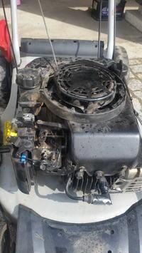 Briggs & Stratton 675 - Nie równo pracuje, gasnie i nie mozna odpalic