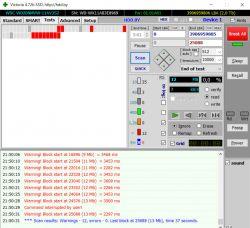 WD elements 2TB po kopii posektorowej padł
