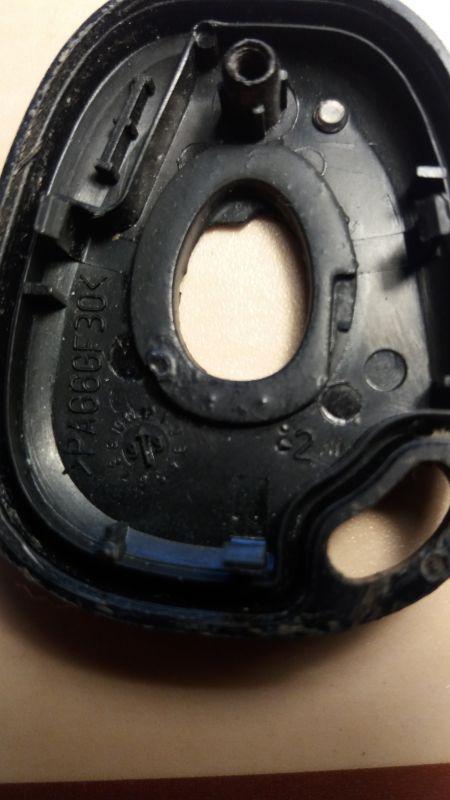 Zablokowany immobilajzer w Renault Laguna 1 po wymianie obudowy klucza