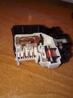 Pralka Panasonic Na107VC5 - błąd E01, nie uruchamia prania