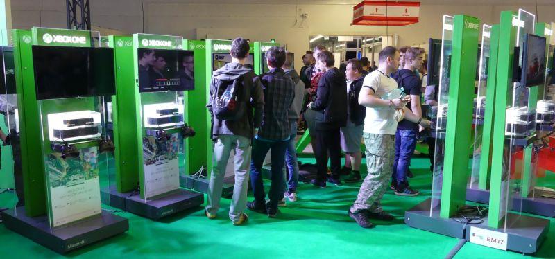 Relacja z Targów Electronics Show - Ptak Warsaw Expo - Nadarzyn