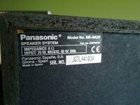 G�o�niki Panasonic SB-AK20