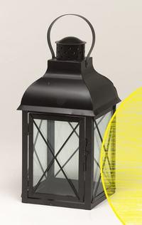 Lampion na LED zamiast na �wieczk�