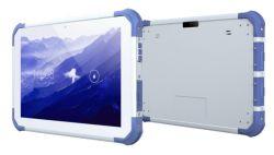 MJ-100 - wzmocniony 10-calowy tablet ze skanerem kodów kreskowych