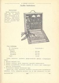 Skrzynka Badaniowa ZWUT- informację