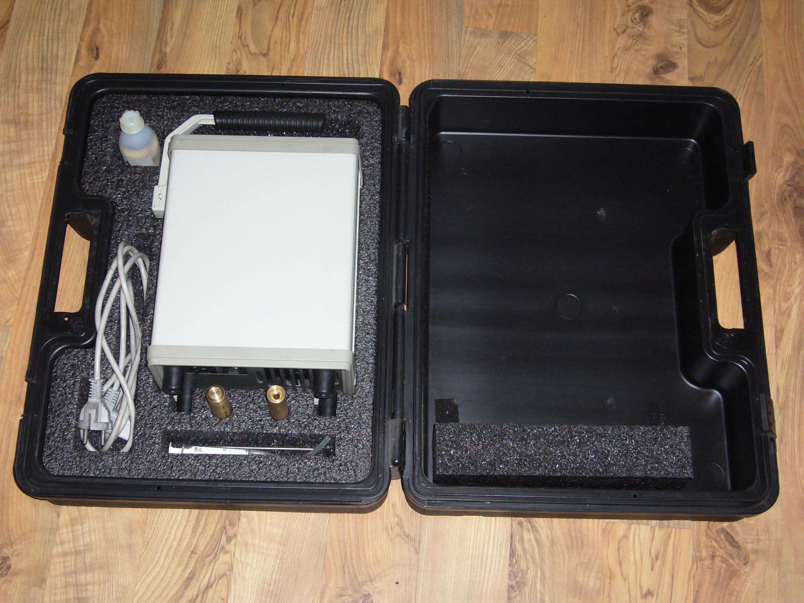 [Sprzedam]Kalibrator temperatury TC-125