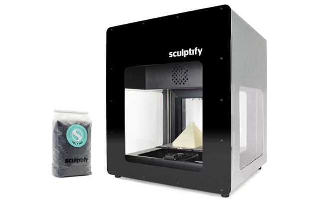 Drukarka 3D zasilana granulatem kluczem do zmniejszenia kosztów