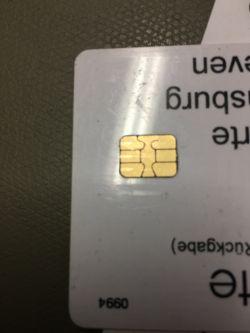 Jaki to typ karty? - Szukam czytnika do takich kart