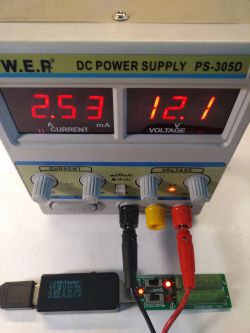 Tester USB V/A/mAh QC2.0 - 3,6V-32,5V; 5A - MTK-PE - 9w1? Test / Recenzja / Opis