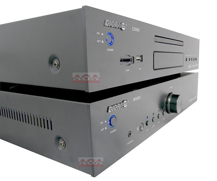 Nowa DIORA CD600 i WS600 czy warto?