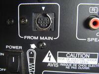 Mały subwoofer zestaw 2.1 Teac MC-DX 25 nie działa