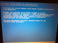 Formatowanie HP compaq nx9030...