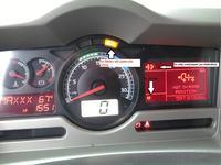 Renault Premium 450DXI spada z obrotów, gaśnie.