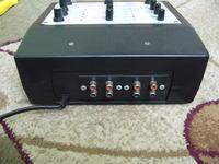 Stereofoniczny mikser akustyczny