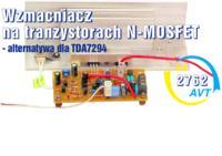 [Sprzedam] Ko�c�wki n-mosfet IRFP250N 200W/CAR and HOME ca�y komplet do budowy