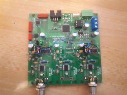 Wielokanałowy (od 1 do 3) kontroler temperatury Pt100 z RS-485