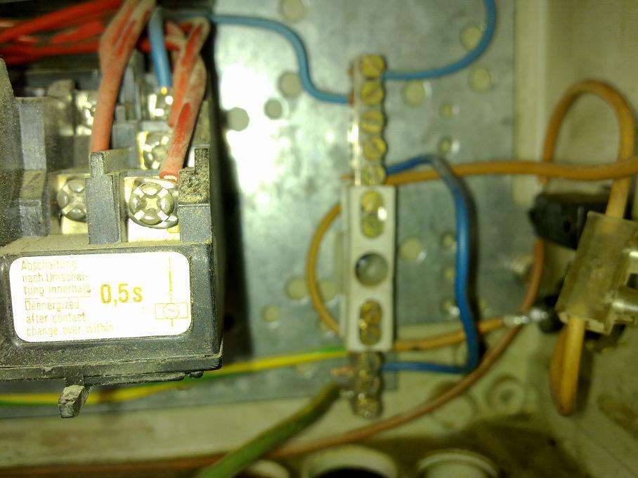 Sterowanie kompresora ALUP 11kW nie dzia�a