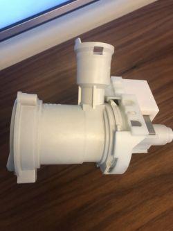Bosch WLO24240PL Avantixx 6 VarioPerfect - Błąd E18 i inne