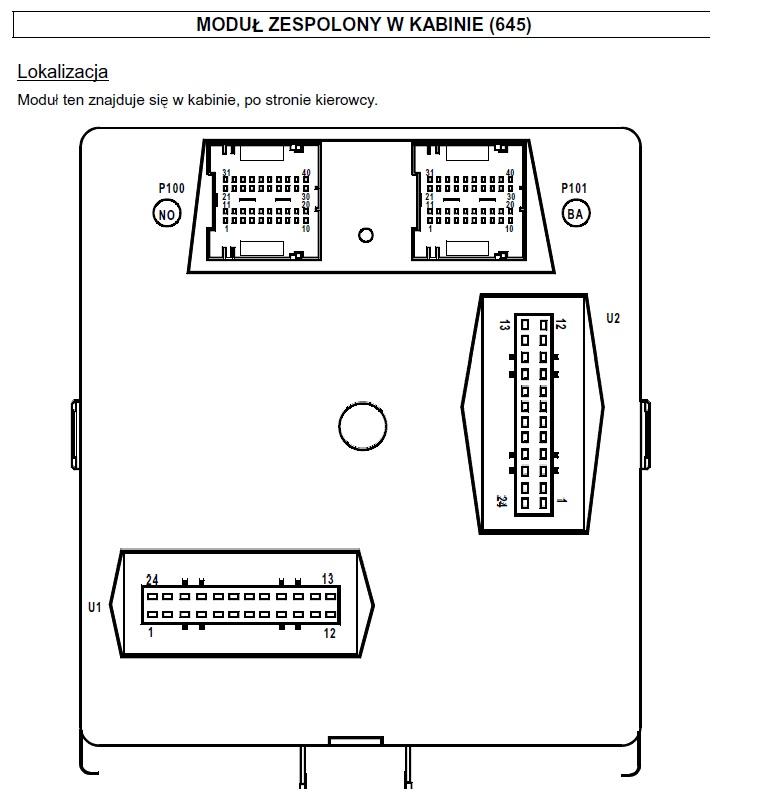 Renault Laguna II - Doprowadzenie lini CAN do licznika