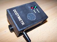 Prosty dozymetr - detektor promieniowania