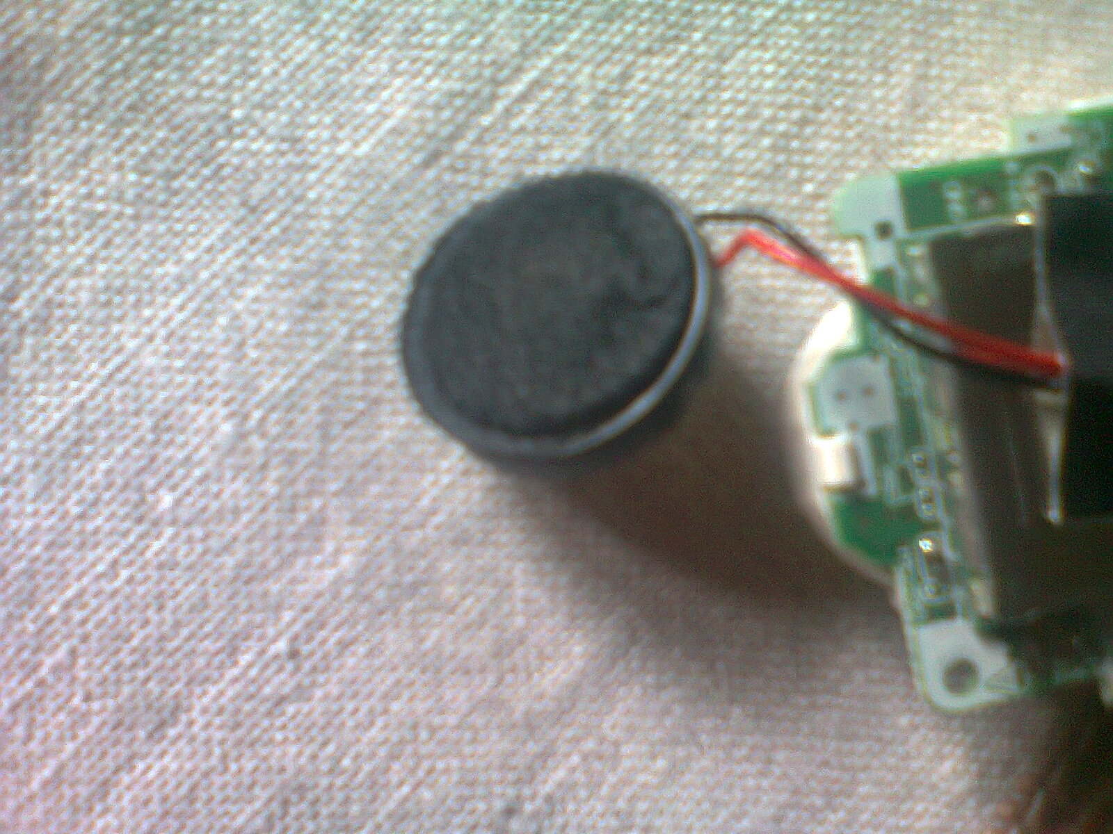 Panasonic KX-TG1100 brak d�wi�ku,