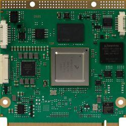 Conga-QMX8X - moduł SOM z energooszczędnym i.MX8X i Yocto