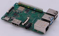 Rock Pi - pseudo klon Raspberry Pi z RK3399 za 39 dolarów