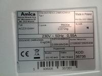 AMICA ACZ310iMH - Mrozi - nie chłodzi i inne...