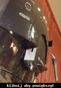 Bosch TCA 5309 - kawa wylewa się na boki